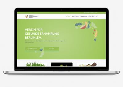 Verein für Gesunde Ernährung